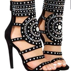 Cape Robbin stiletto sandals